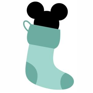 Mickey Mouse Socks Vector