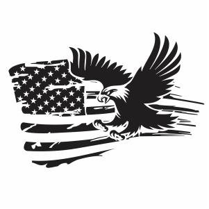 Usa, United States, American Flag Vector Images | FreePatternsArea