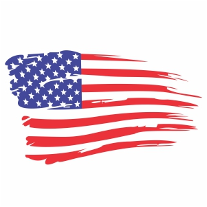 Distressed American Flag Svg Distressed American Flagsvg Cut File Download Jpg Png Svg Cdr Ai Pdf Eps Dxf Format