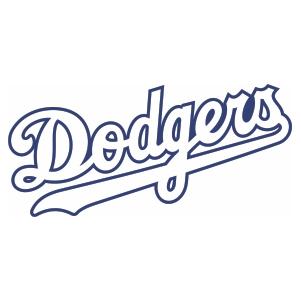 Dodgers Logo Svg