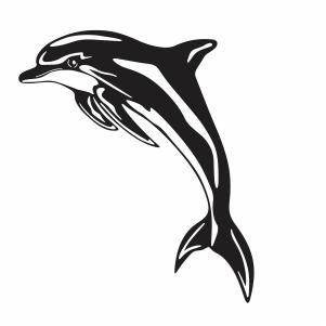 Dolphin Fish Vector