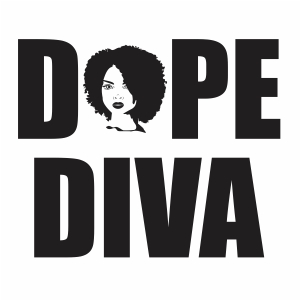 Dope Diva Girl Png