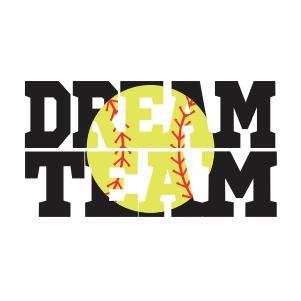 Dream Team  vector file