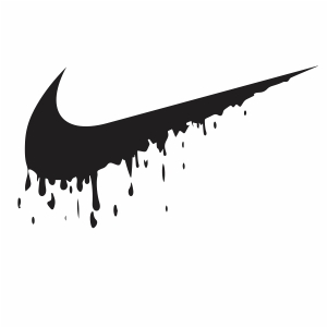 Nike Dripping Logo Vector Nike Drip Logo Vector Image Svg Psd Png Eps Ai Format Vector Graphic Arts Downloads