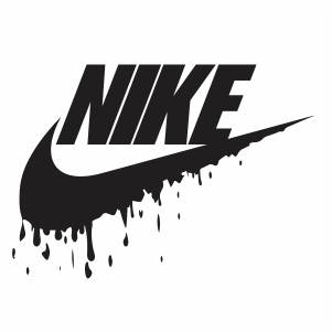 Dripping Nike Black Logo Vector Nike Drip Logo Vector Image Svg Psd Png Eps Ai Format Vector Graphic Arts Downloads
