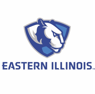 Eastern illinois panthers logo vector