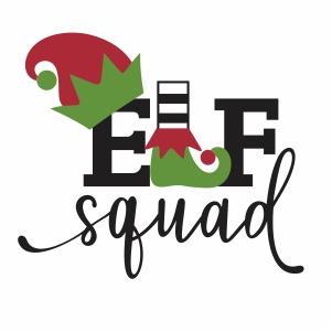 ELF Squad svg file
