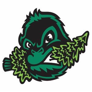 Eugene Emeralds Logo Vector Files