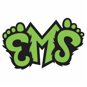 Eugene Emeralds Jersey Logo Svg