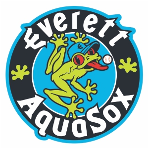 Everett AquaSox Logo Vector Files