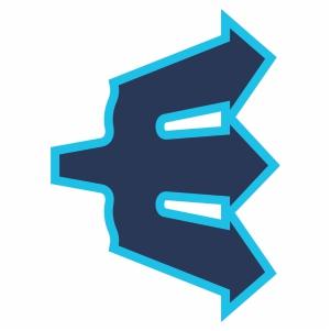 Everett AquaSox Vector Logo