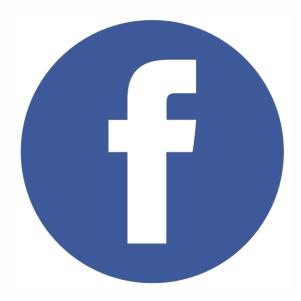 Facebook Round Icon Logo vector