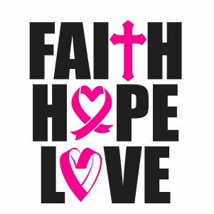 Faith Hope Love Clipart