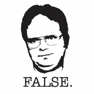 Dwight Schrute Svg