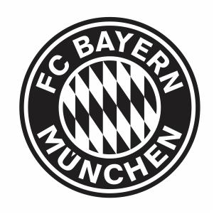 Bayern Munich FC Logo Vector