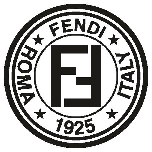 Fendi Roma Italy 1925 Logo