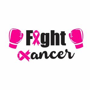 Fight Cancer Svg