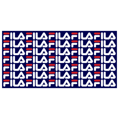 Fila Fashion Logo Svg