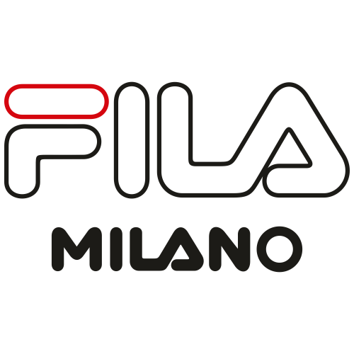 Fila Milano Outline Svg