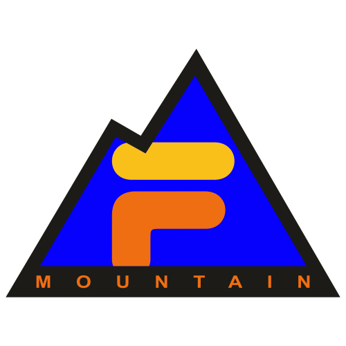 Fila Mountain Svg