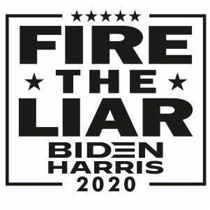 Fire The Liar Svg