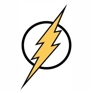Flash logo svg