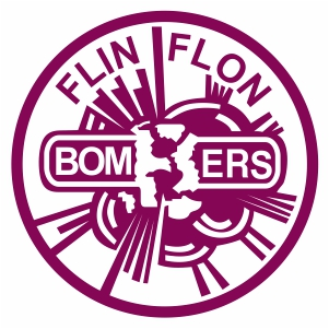 Flin Flon Bombers Logo Vector