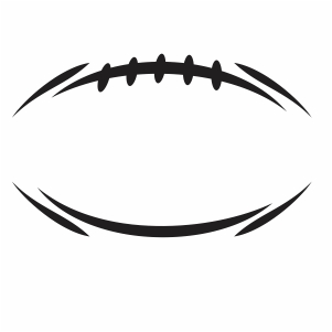 Rugby Ball Vector