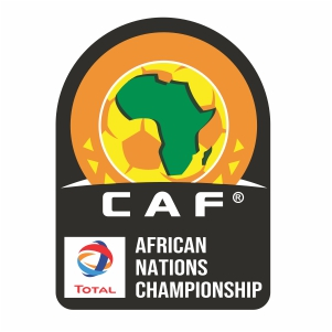 african nations championship logo vector file