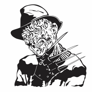 Freddy Krueger Vector