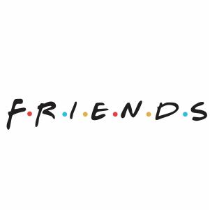 Friends Logo Svg