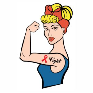 fighter rosie the riveter vector file