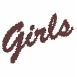 Friends Girls Svg