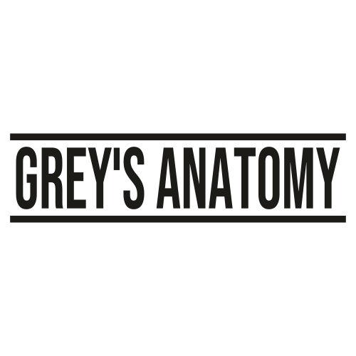 Greys Anatomy Svg