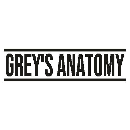 Greys Anatomy Svg