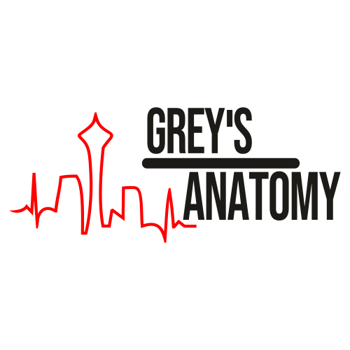 Greys Anatomy City Logo Clipart