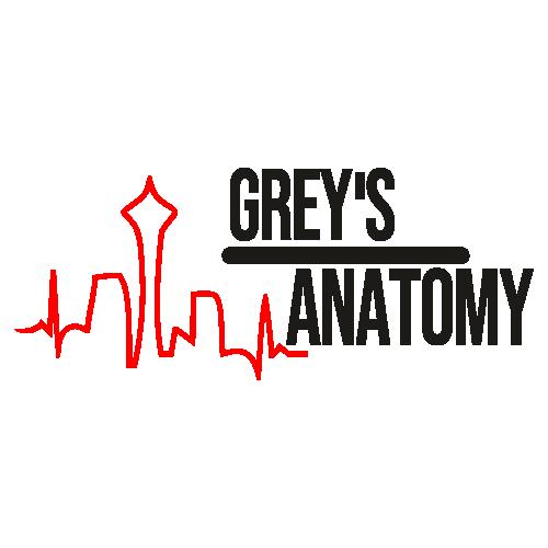 Greys Anatomy City Logo Clipart