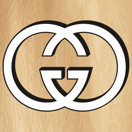 Gucci 3D Symbol Svg