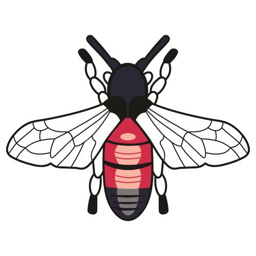 Gucci Bee Logo Svg