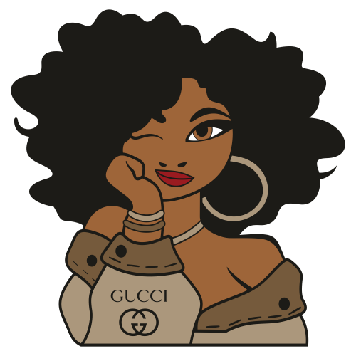 Gucci Girl Png