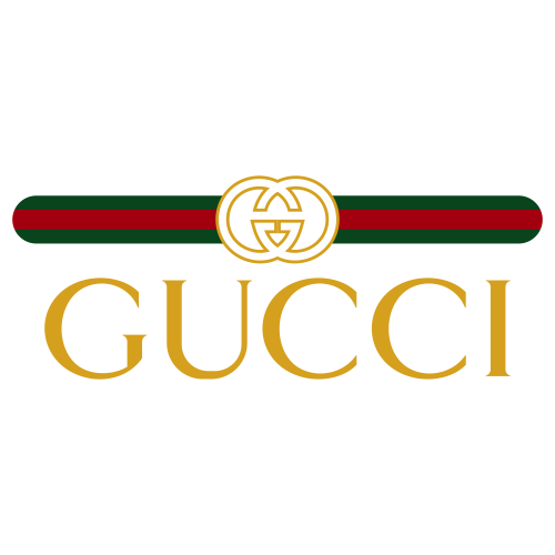 Gucci Branded Logo Svg