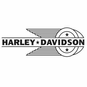 Harley Davidson Logo Svg
