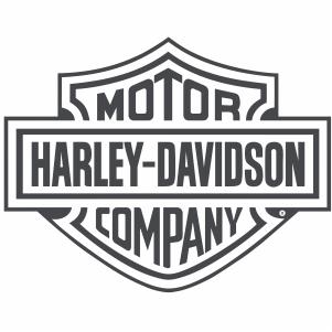 Harley Davidson Motor company Logo Svg