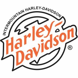 Intermountain Harley Davidson Logo svg file