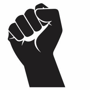 Black Lives Matter Fist Svg Black Lives Matter Hand Svg Cut File Download Jpg Png Svg Cdr Ai Pdf Eps Dxf Format