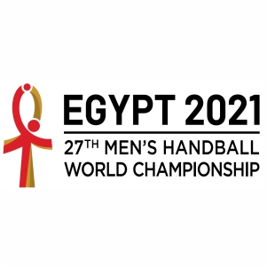 Handball Mens World Championship 2021 vector file