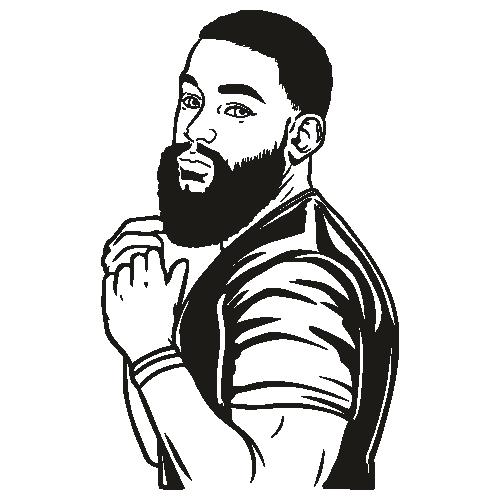 Bald Man Clipart