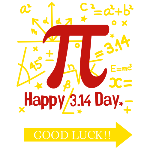 Happy Pi Day Svg