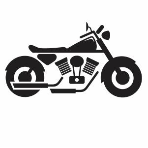 Harley Davidson Bike svg