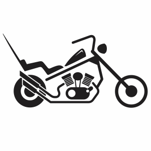 Harley Davidson Bike vector